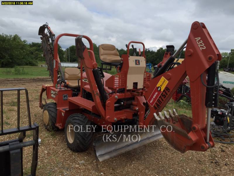 DITCH WITCH (CHARLES MACHINE WORKS) TRANCHEUSES RT45 equipment  photo 2