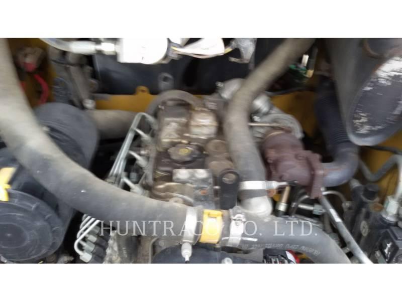 CATERPILLAR スキッド・ステア・ローダ 226 B SERIES 3 equipment  photo 15