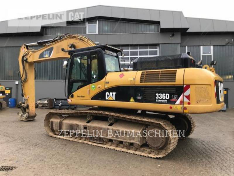 CATERPILLAR KETTEN-HYDRAULIKBAGGER 336DLN equipment  photo 3