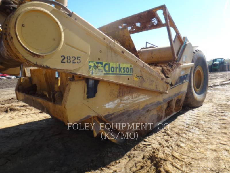 CATERPILLAR MOTOESCREPAS 631EII equipment  photo 9