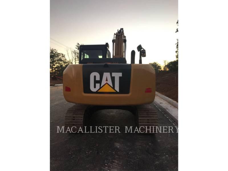 CATERPILLAR TRACK EXCAVATORS 313 F L GC equipment  photo 4