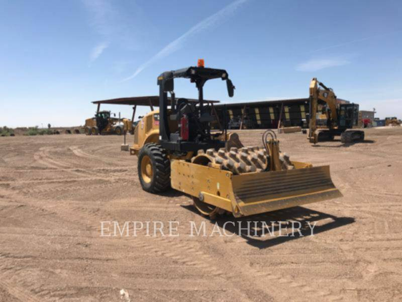 CATERPILLAR COMPATTATORE A SINGOLO TAMBURO VIBRANTE TASSELLATO CP44B equipment  photo 3