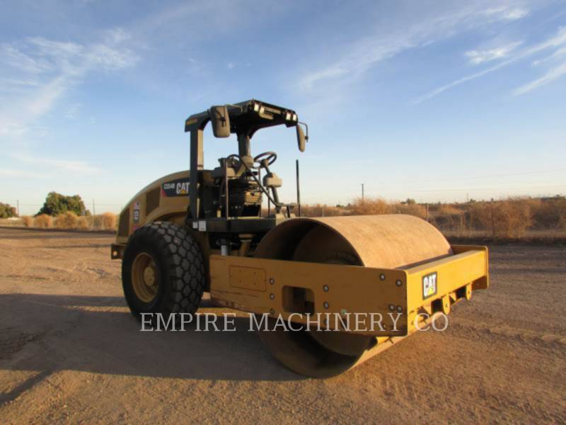 Caterpillar SUPORT TAMBUR SIMPLU PENTRU ASFALT CS54B equipment  photo 1