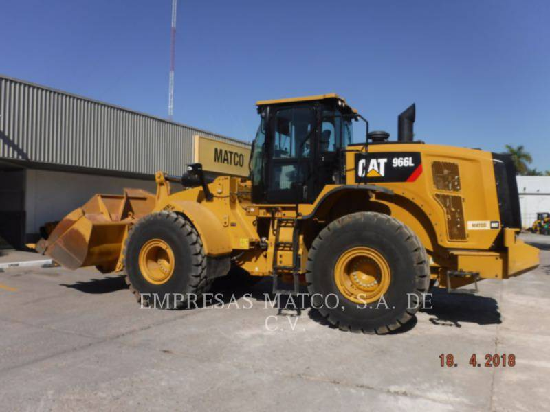 CATERPILLAR PALE GOMMATE/PALE GOMMATE MULTIUSO 966 L equipment  photo 3