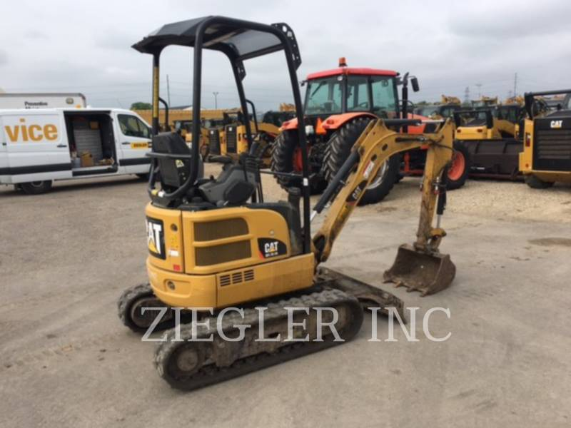 CATERPILLAR EXCAVADORAS DE CADENAS 301.7DCRH2 equipment  photo 3