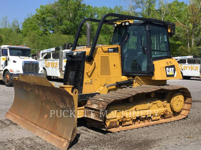 CATERPILLAR TRACTEURS SUR CHAINES D6K2 equipment  photo 8