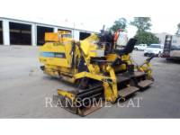 BOMAG ASPHALT PAVERS 813RT equipment  photo 3