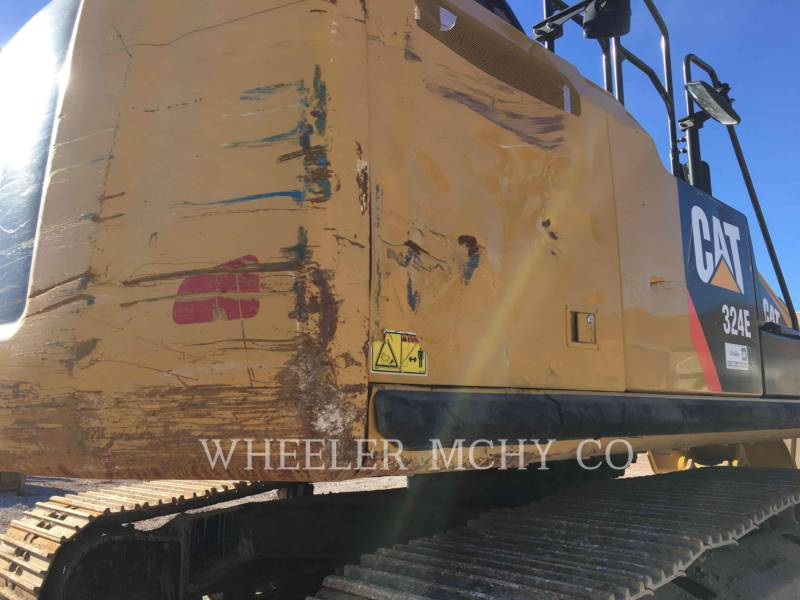 CATERPILLAR EXCAVADORAS DE CADENAS 324E L THM equipment  photo 9