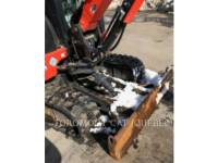 KUBOTA CORPORATION EXCAVADORAS DE CADENAS KX040-4 equipment  photo 6