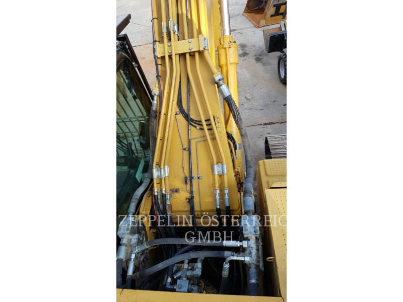 CATERPILLAR PELLE MINIERE EN BUTTE 324 D LN equipment  photo 10