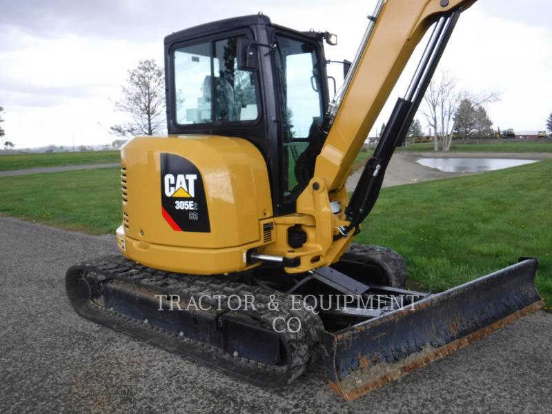 CATERPILLAR KOPARKI GĄSIENICOWE 305E2CR equipment  photo 7