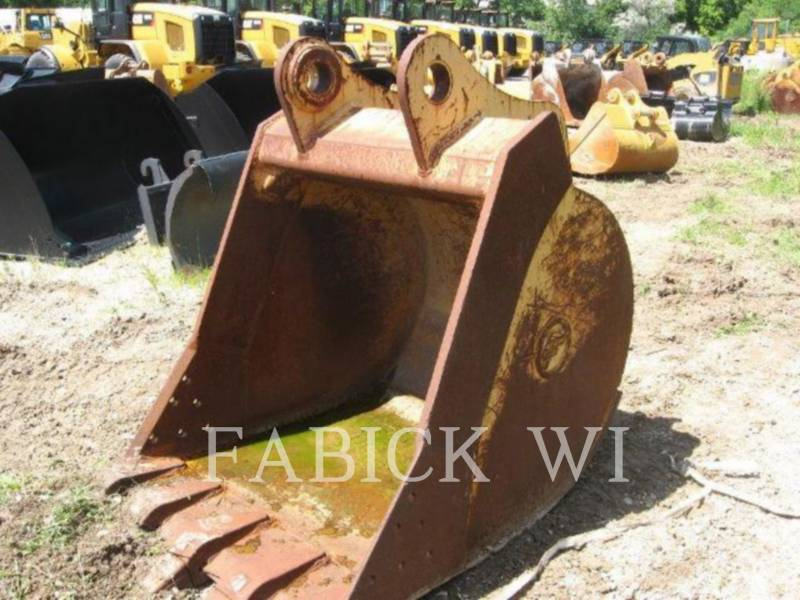 CENTRAL FABRICATORS WT - BUCKET JD 450CLC equipment  photo 1