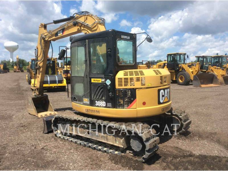 CATERPILLAR ESCAVADEIRAS 308DCR equipment  photo 3