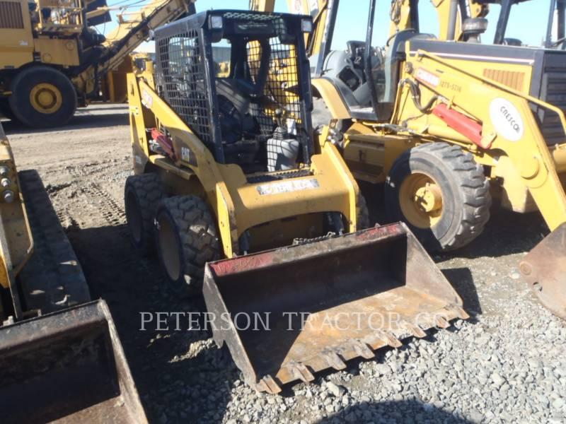 CATERPILLAR SKID STEER LOADERS 226B3 HRC equipment  photo 1