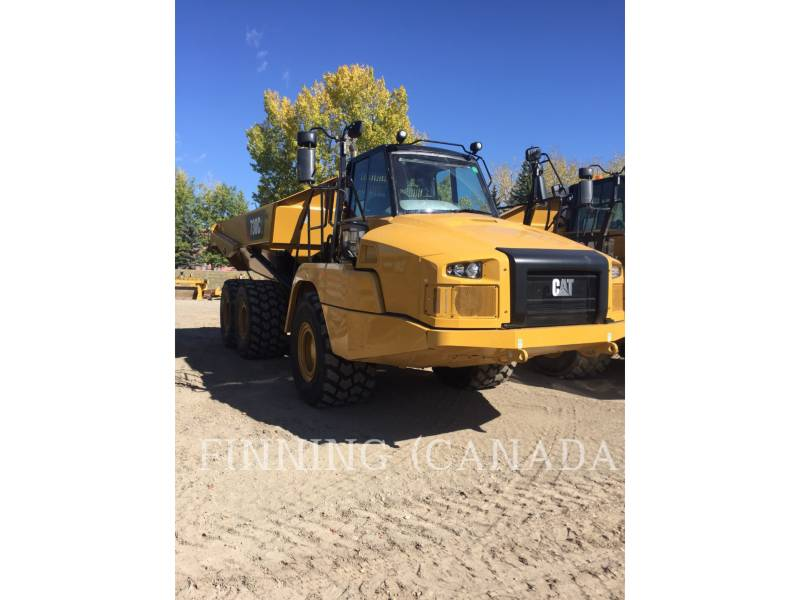 CATERPILLAR ARTICULATED TRUCKS 730 C 2 equipment  photo 1