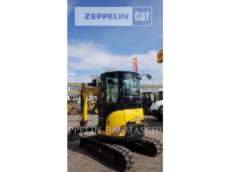 YANMAR TRACK EXCAVATORS VIO33 equipment  photo 2
