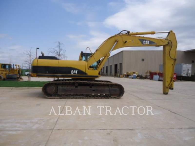 CATERPILLAR TRACK EXCAVATORS 330CL equipment  photo 4