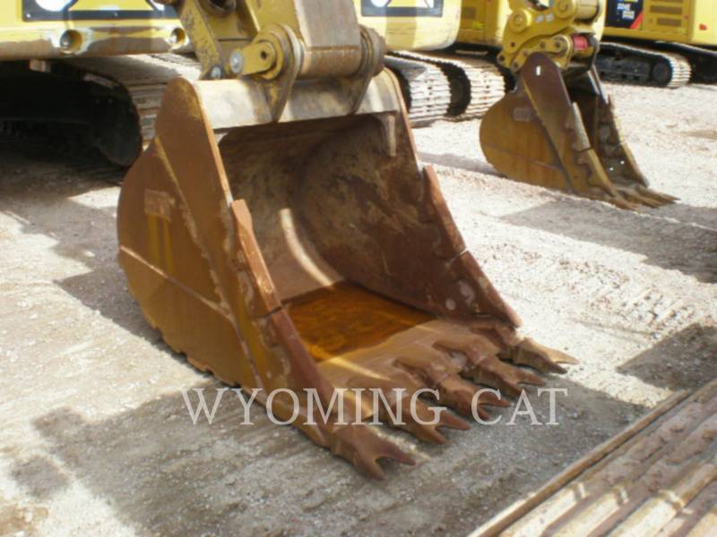 CATERPILLAR KETTEN-HYDRAULIKBAGGER 330DL equipment  photo 9