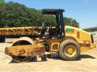 Equipment photo CATERPILLAR CS44 COMPACTEUR VIBRANT, MONOCYLINDRE LISSE 2