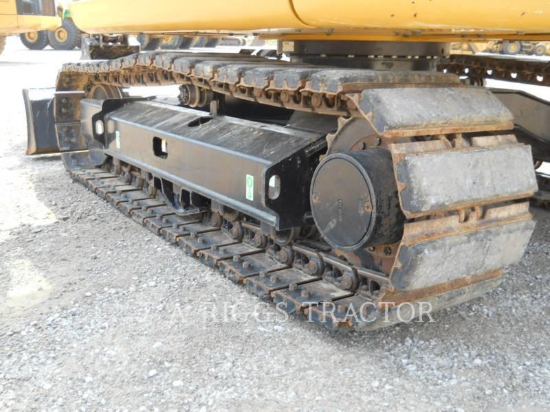 CATERPILLAR TRACK EXCAVATORS 307E equipment  photo 9