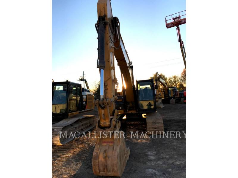 CATERPILLAR KETTEN-HYDRAULIKBAGGER 320E equipment  photo 3