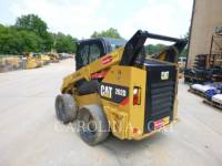 CATERPILLAR SKID STEER LOADERS 262D CB HF equipment  photo 3