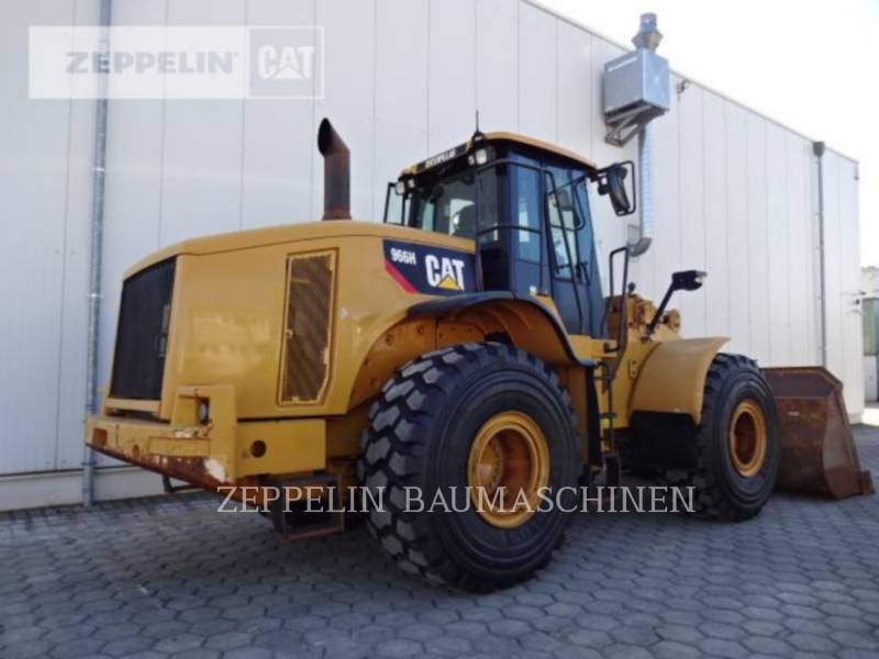 CATERPILLAR RADLADER/INDUSTRIE-RADLADER 966H equipment  photo 6