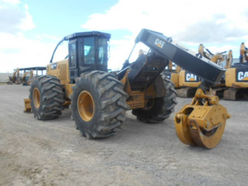 CATERPILLAR EXPLOITATION FORESTIÈRE - DÉBARDEURS 535D equipment  photo 7