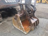 VOLVO CONSTRUCTION EQUIPMENT KETTEN-HYDRAULIKBAGGER EC140BLC equipment  photo 10