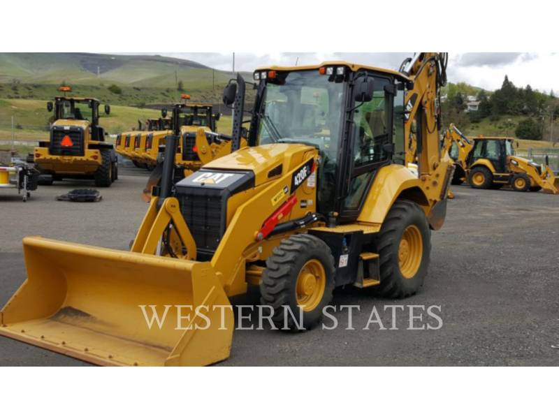 CATERPILLAR RETROESCAVADEIRAS 420F2 equipment  photo 1