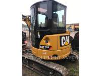 CATERPILLAR TRACK EXCAVATORS 303.5 E CR equipment  photo 3