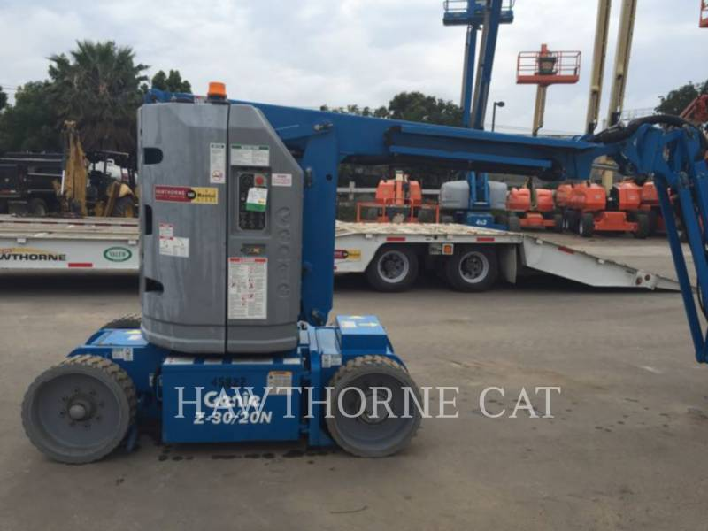 GENIE INDUSTRIES LEVANTAMIENTO - PLUMA Z30/20NRJ equipment  photo 6