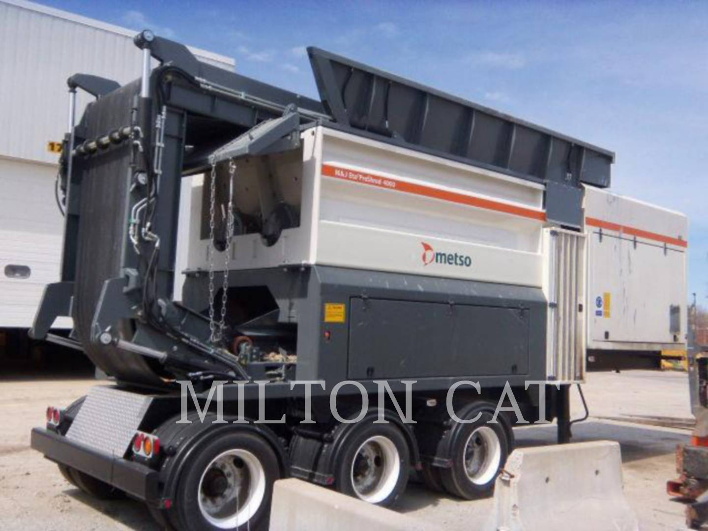 Detail photo of 2013 Metso M&J from Construction Equipment Guide