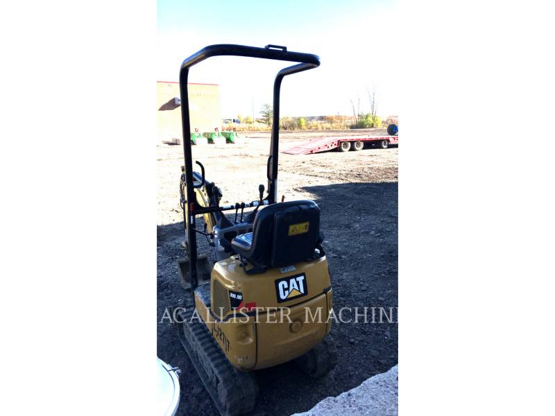 CATERPILLAR トラック油圧ショベル 300.9D equipment  photo 4
