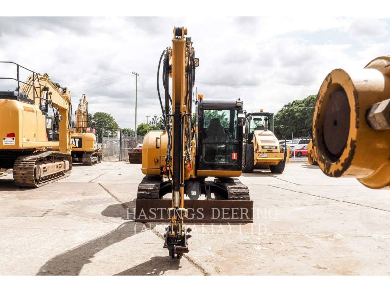 CATERPILLAR TRACK EXCAVATORS 308ECRSB equipment  photo 2