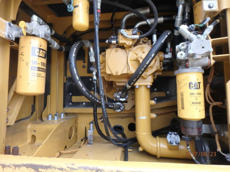 CATERPILLAR KETTEN-HYDRAULIKBAGGER 349FL equipment  photo 18