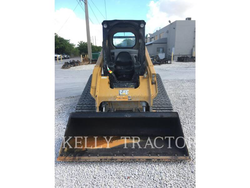 CATERPILLAR MULTI TERRAIN LOADERS 297D equipment  photo 9
