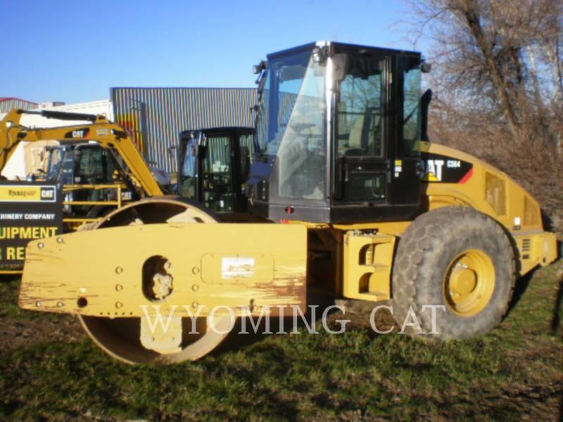 CATERPILLAR COLD PLANERS CS64 equipment  photo 7