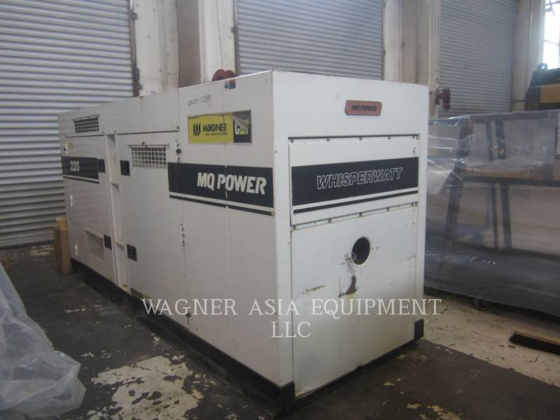 MULTIQUIP STATIONARY GENERATOR SETS DCA-220SSJU equipment  photo 1