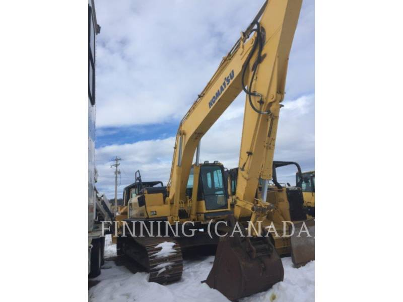 KOMATSU PELLES SUR CHAINES PC270LC-8 equipment  photo 2