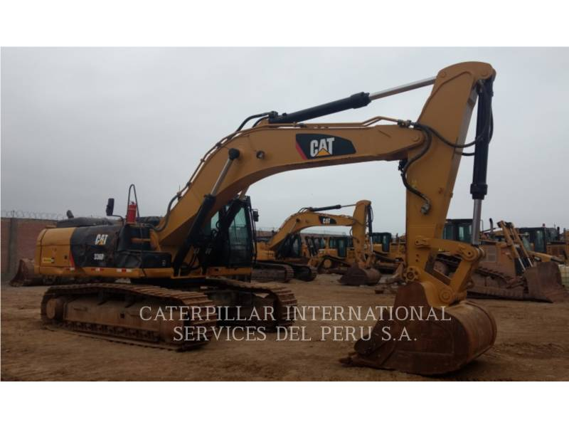 CATERPILLAR ESCAVADEIRAS 336D2L equipment  photo 1