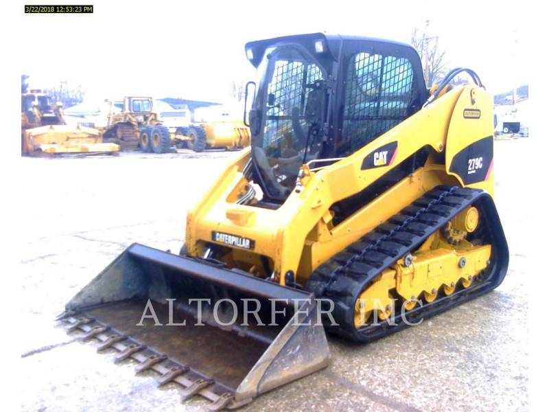 CATERPILLAR CARREGADEIRAS TODO TERRENO 279C equipment  photo 2