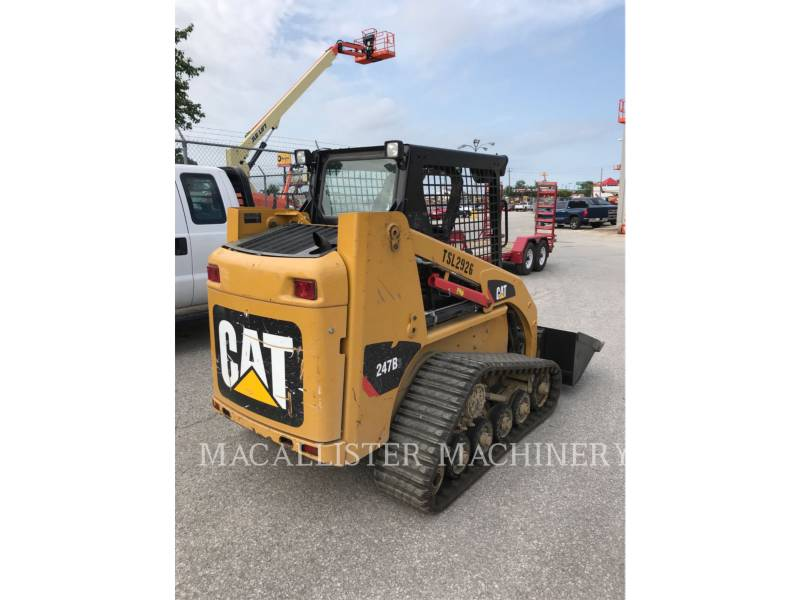 CATERPILLAR CHARGEURS TOUT TERRAIN 247B3 equipment  photo 4