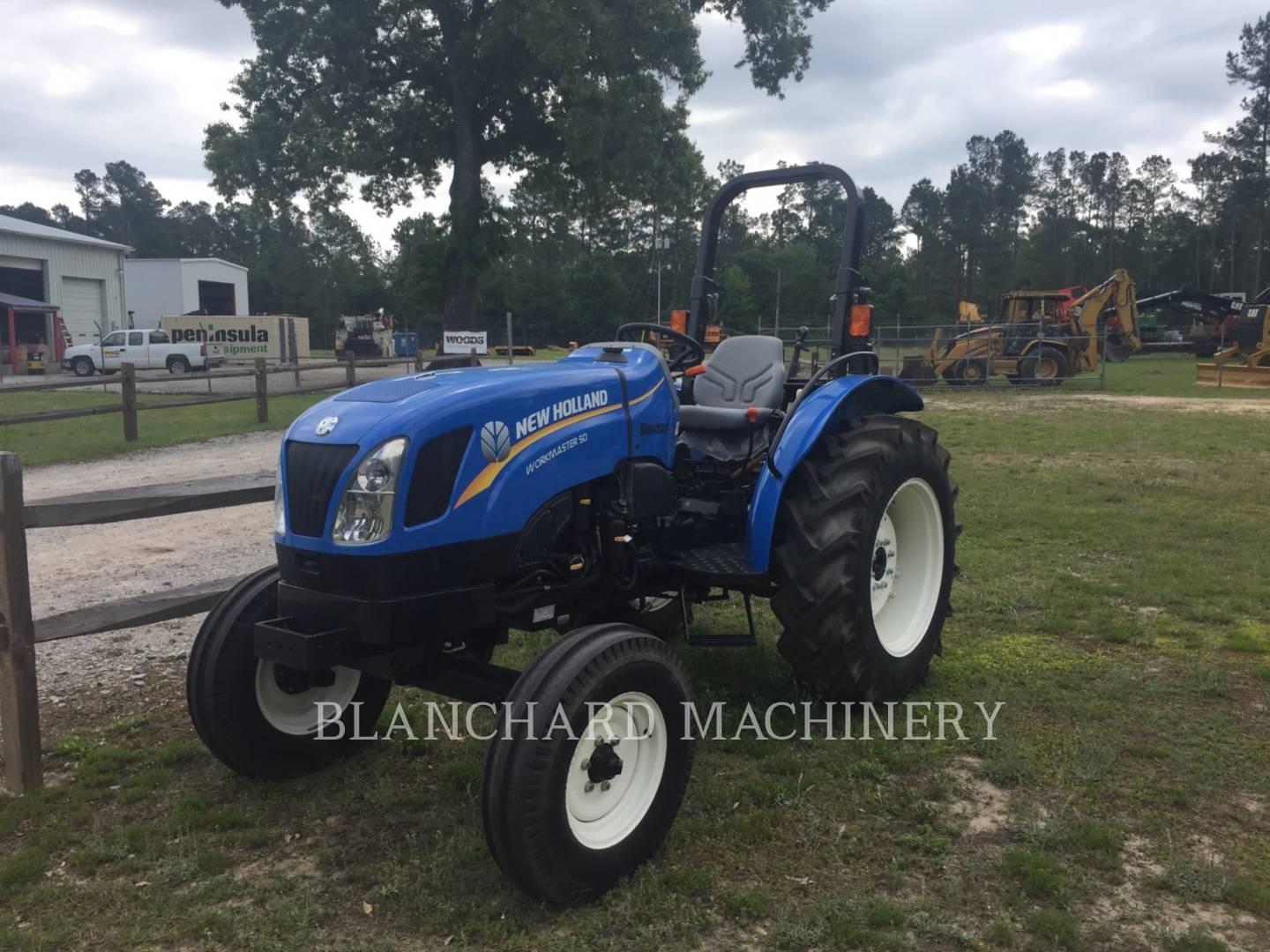 Detail photo of 2016 New Holland WKMASTER50 from Construction Equipment Guide