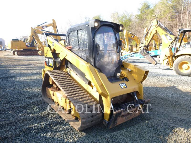 CATERPILLAR PALE CINGOLATE 299DXHP equipment  photo 1