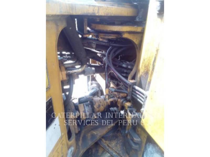 CATERPILLAR CARGADOR PARA MINERÍA SUBTERRÁNEA R1300G equipment  photo 8