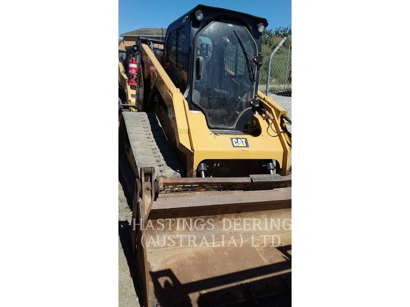 CATERPILLAR MULTI TERRAIN LOADERS 289DLRC equipment  photo 4