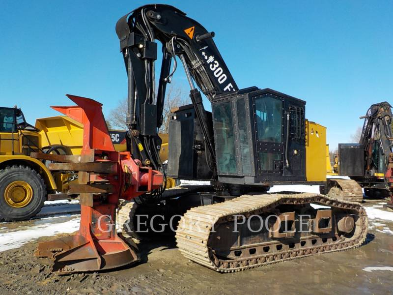 CATERPILLAR FORESTRY - FELLER BUNCHERS - TRACK 521B equipment  photo 1