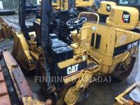 CATERPILLAR VIBRATORY DOUBLE DRUM ASPHALT CB-214C equipment  photo 2