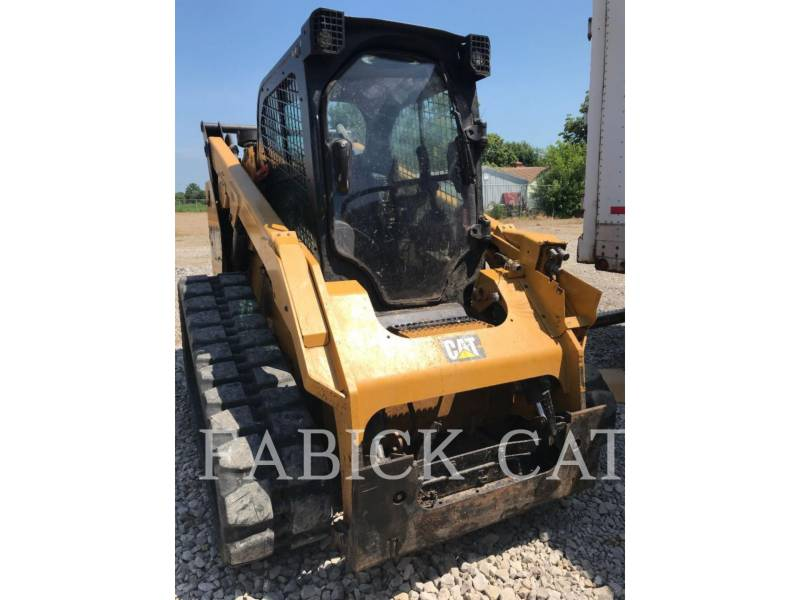 CATERPILLAR MULTI TERRAIN LOADERS 299D2XHP equipment  photo 3